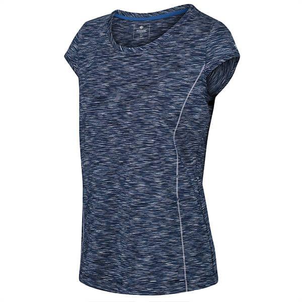 Regatta Women's Hyperdimension Quick Dry T-Shirt Dark Denim
