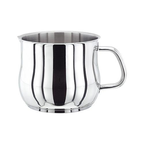 Stellar 1000 14cm Milk/Sauce Pot Stainless Steel