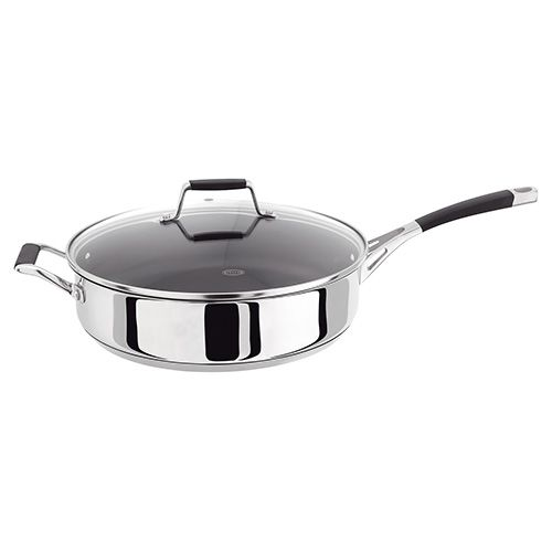 Stellar 5000 Induction 28cm Non-Stick Saute Pan