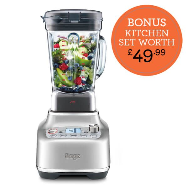 Sage The Super Q Blender with FREE Gift