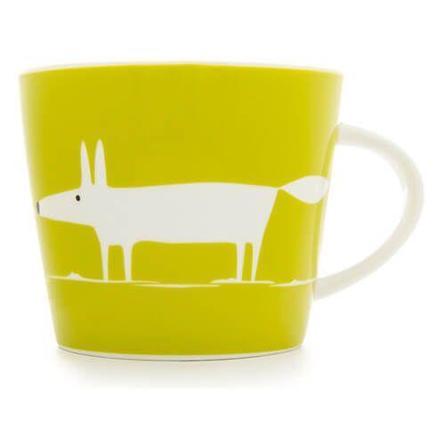 Scion Living Mr Fox Just Greens 350ml Mug