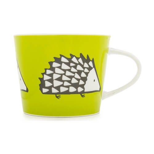 Scion Living Spike Green 250ml Mini Mug