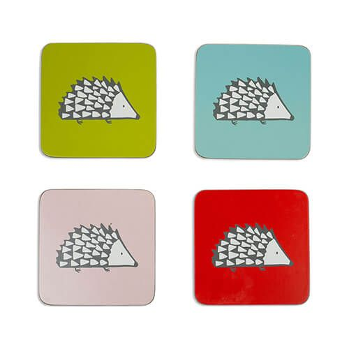 Scion Living Spike Set Of 4 Coasters