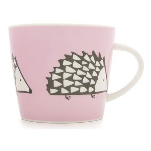 Scion Living Spike Pink 350ml Mug