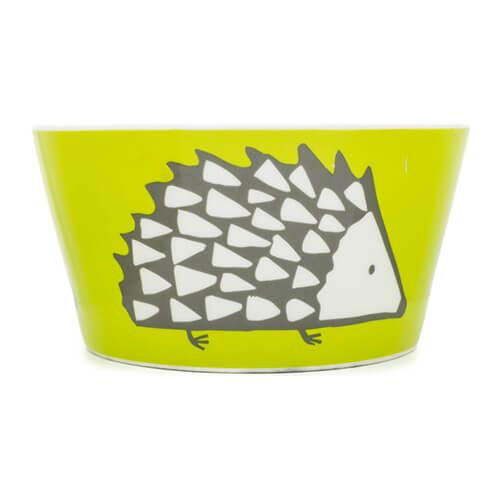 Scion Living Spike Olive Green Bowl