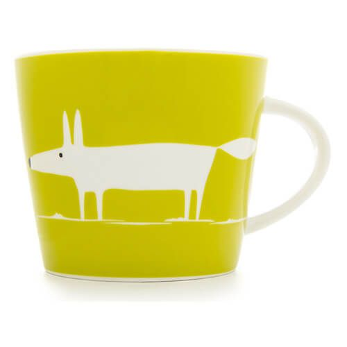 Scion Living Mr Fox Citrus 350ml Mug