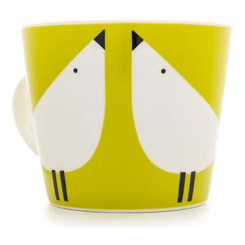 Scion Living Lintu Sunshine & Ceramic 350ml Mug