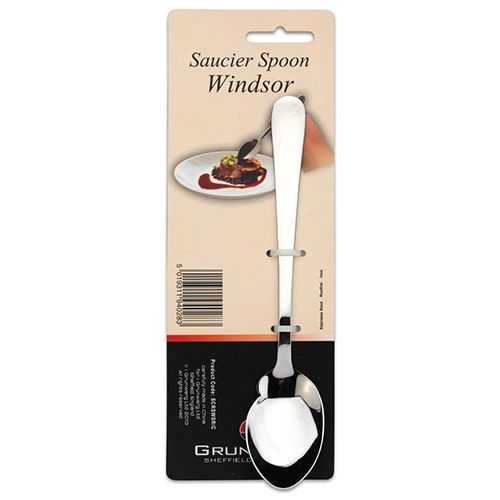 Grunwerg Windsor Saucier Serving Spoon