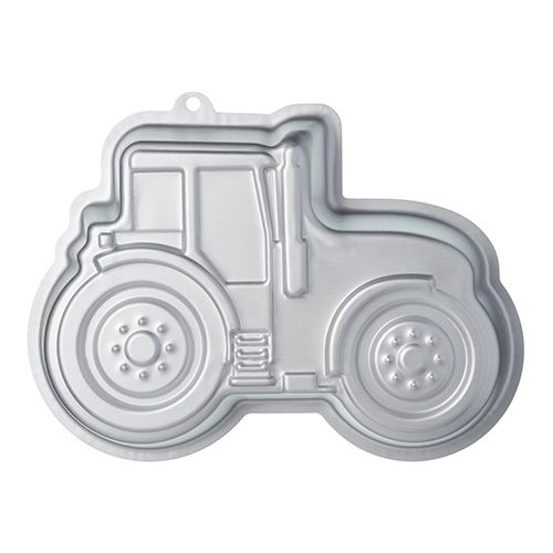 Sweetly Does It Tractor Shaped Cake Pan