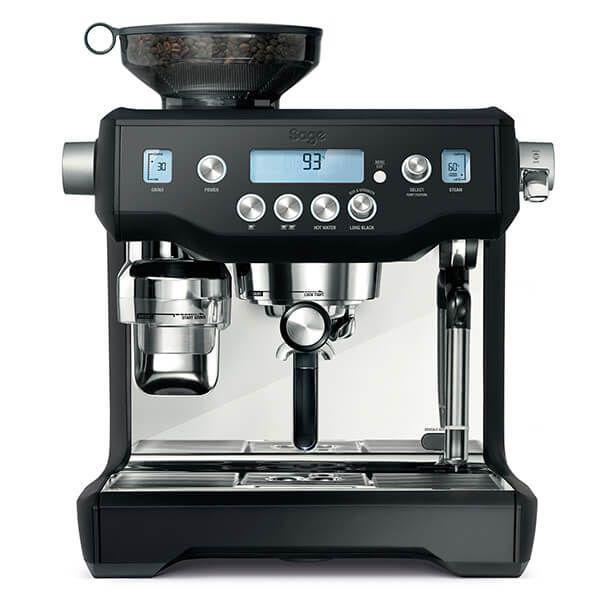 Sage The Oracle Black Truffle Coffee Machine