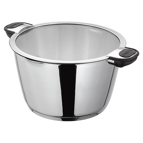 Stellar Tate 24cm Casserole With Glass Draining Lid