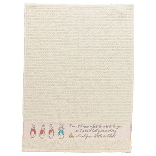 Peter Rabbit Classic Terry Towel Story