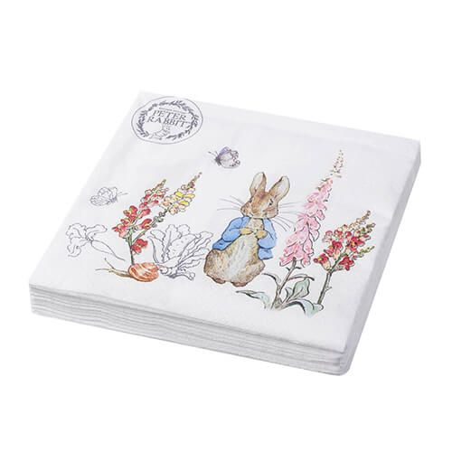 Peter Rabbit Classic 3-Ply Napkins