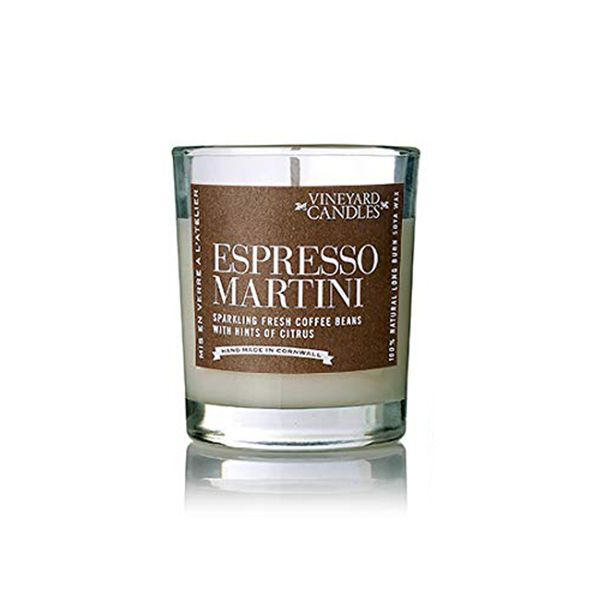 Vineyard Shot Glass Espresso Martini Candle