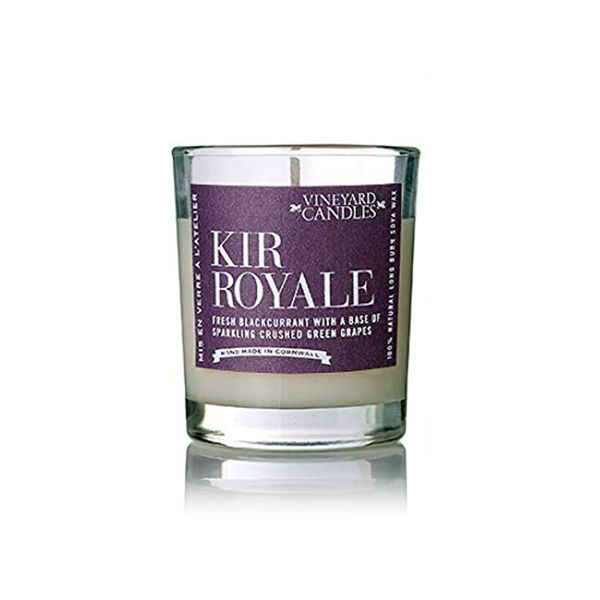 Vineyard Shot Glass Kir Royale Candle