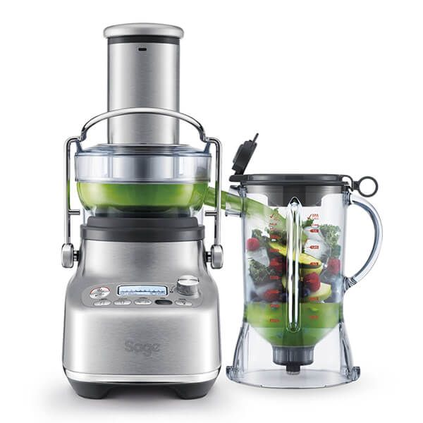 Sage 3X Bluicer Pro Brushed Stainless Steel