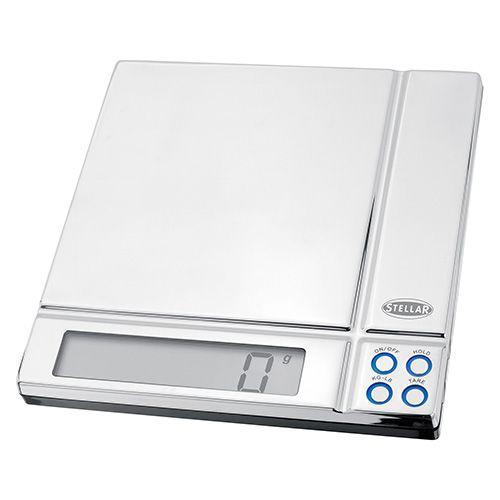 Stellar Slimline Digital Kitchen Scales