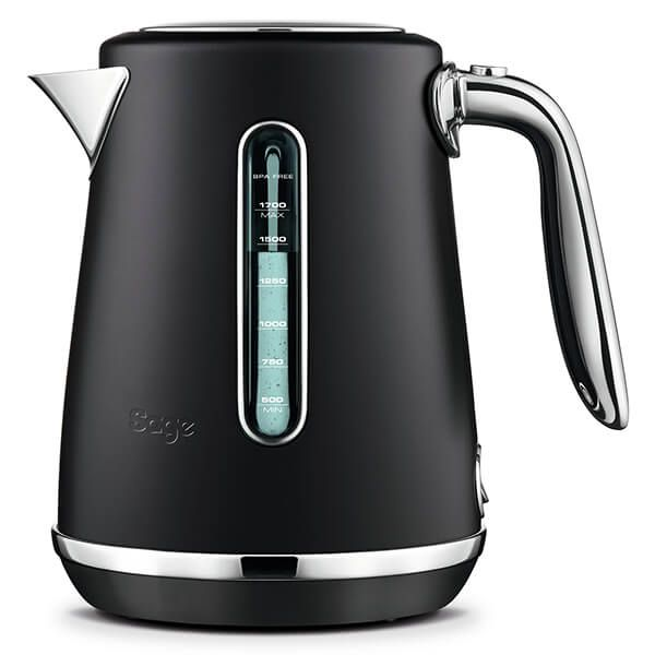 Sage Soft Top Luxe Kettle Black Truffle