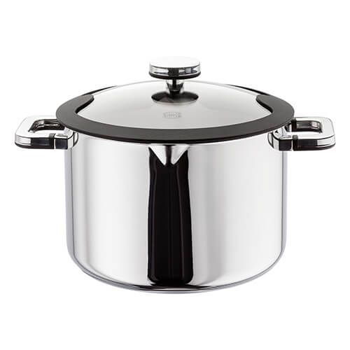 Stellar Stay Cool 24cm Stockpot 6.0L