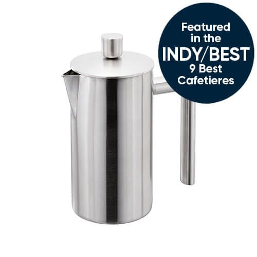 Stellar 3 Cup Matt Double Wall Insulated Cafetiere