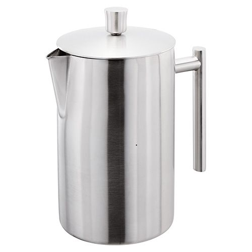 Stellar 12 Cup Matt Double Wall Insulated Cafetiere
