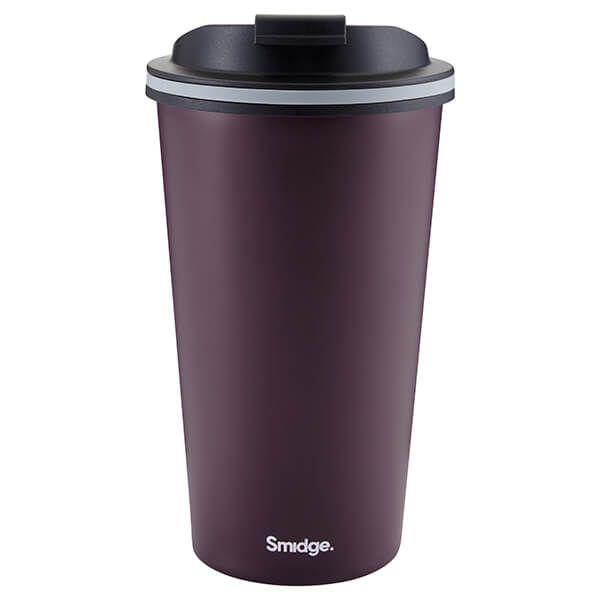 Smidge Travel Cup 355ml Autumn Berry