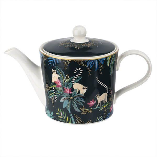 Sara Miller Tahiti Lemur Teapot
