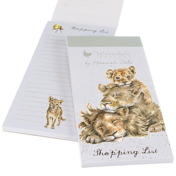 Wrendale Designs Family Pride Shopping Pad