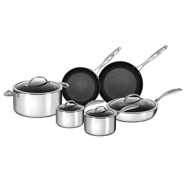 Scanpan HaptIQ 6 Piece Cookware Set