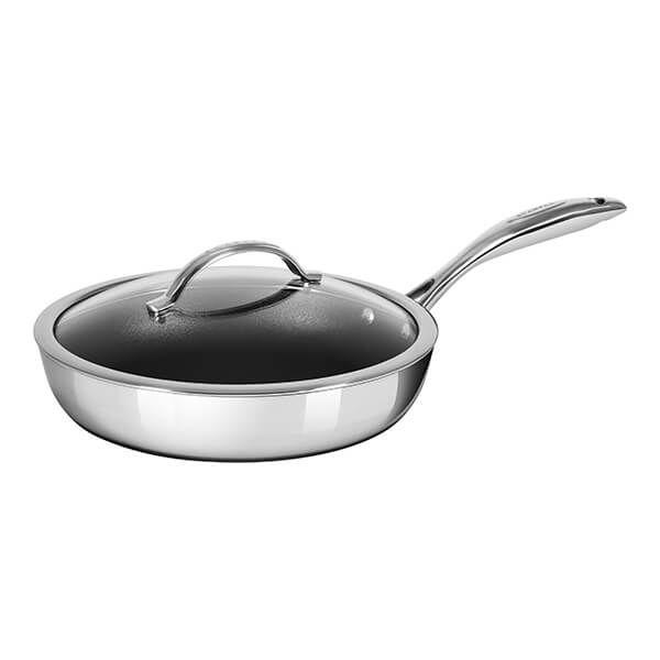 Scanpan HaptIQ 28cm Saute Pan with Lid