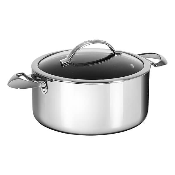 Scanpan HaptIQ 4.8L Casserole with Lid