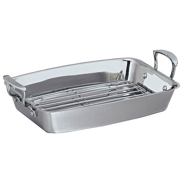 Scanpan Impact Roasting Pan with Rack