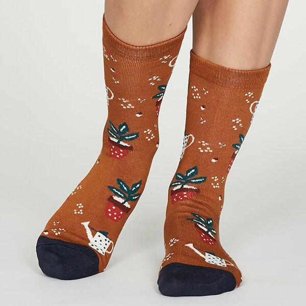 Thought Amber Eden Socks