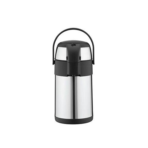 Pioneer Airpot 2.2 Litre Stainless Steel Vacuum Flask