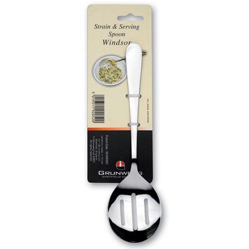 Grunwerg Windsor Slotted Serving Spoon