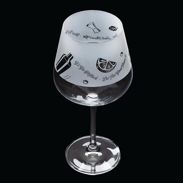 Dartington Aspect Copa Gin & Tonic