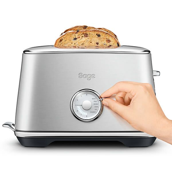 Sage The Toast Select Luxe Brushed Stainless Steel Toaster