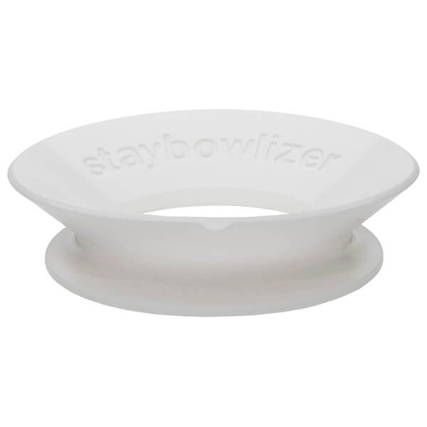 Microplane Staybowlizer White