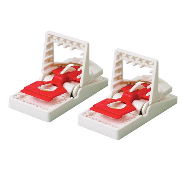 The Big Cheese Ultra Power Mouse Traps Pack Of 2