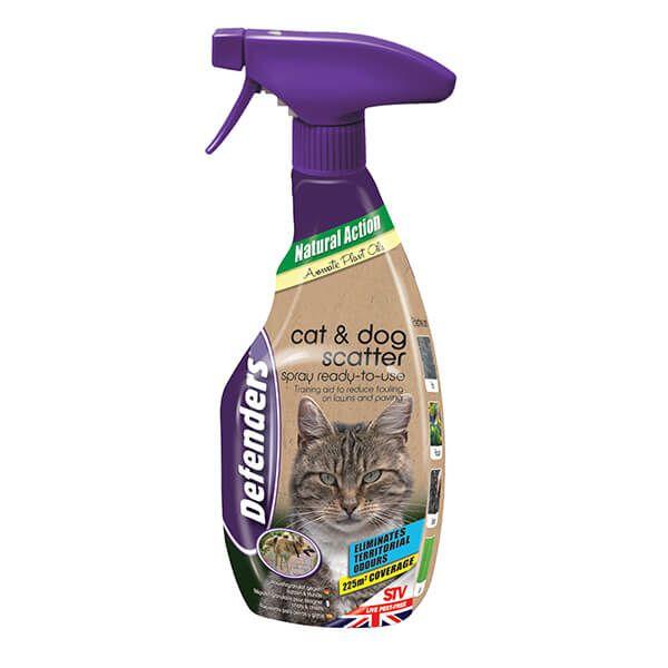 Defenders Cat & Dog Repellent Spray 750ml
