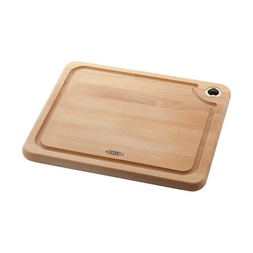 Stellar Beech Woodware 30 x 25 x 2cm Cutting Board