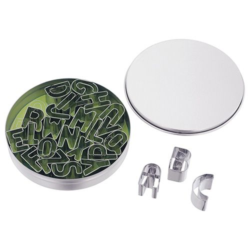 Judge Small Alphabet Cutters (Set Of Twenty Six)