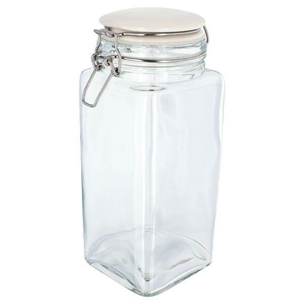 Judge Kitchen Clip Top Storage Jar, 2.1L