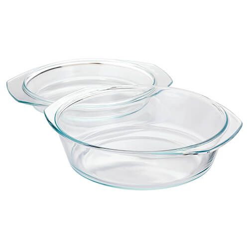 Judge Kitchen Glass Casserole 2L