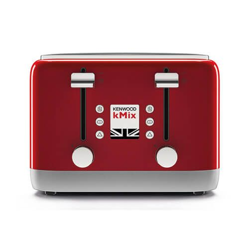 Kenwood kMix Toaster Red