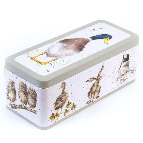 Wrendale Designs Cracker Tin