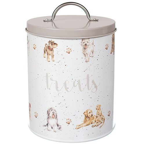 Wrendale Dog Treat Tin