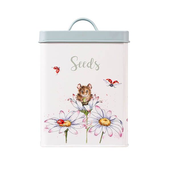 Wrendale Designs Garden Seed Tin