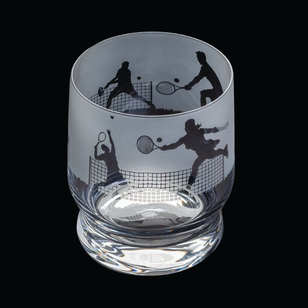 Dartington Aspect Tumbler Tennis