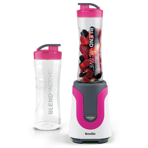 Breville Blend Active Blender Pink